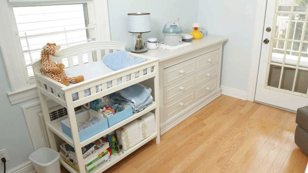 Babyproofing Your Home: Nursery
