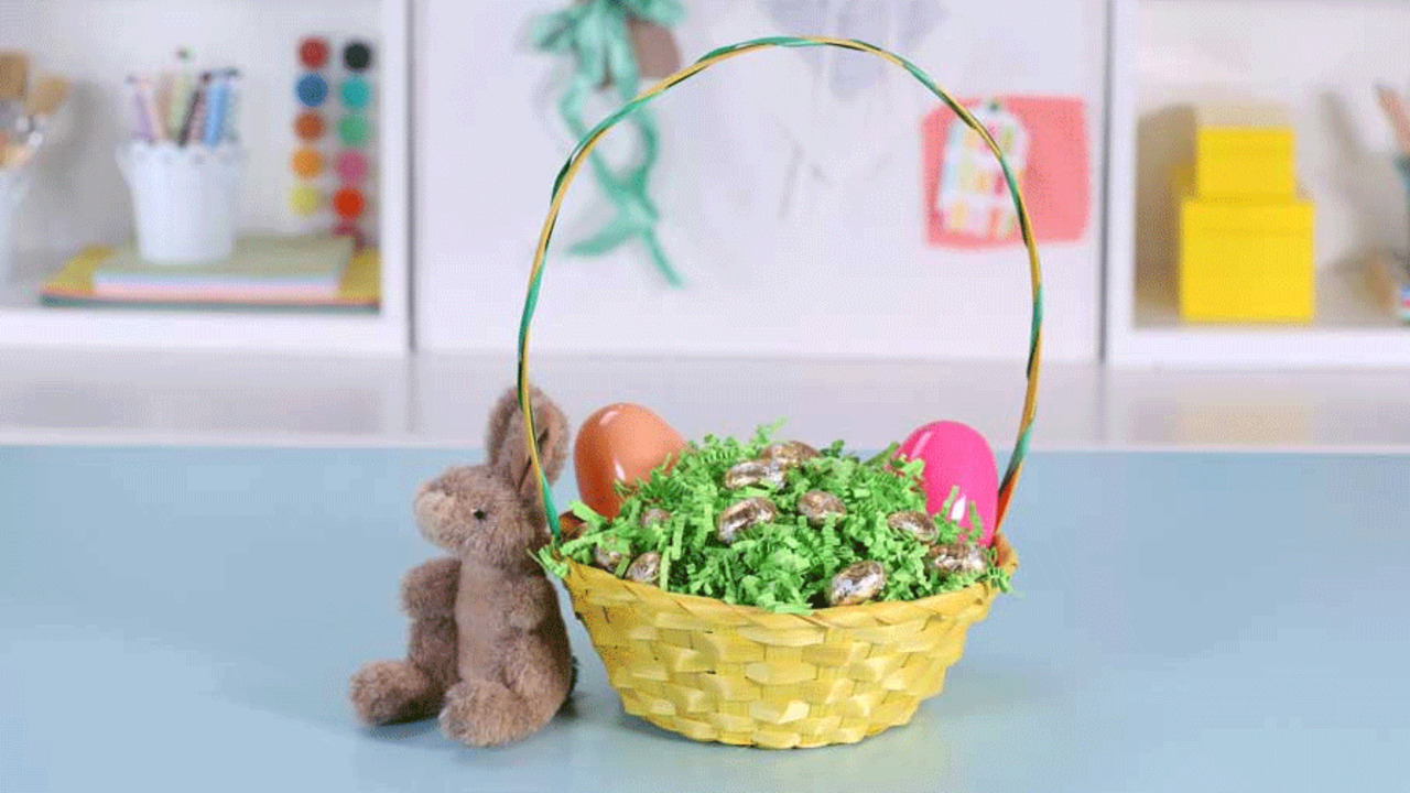 Surprise Easter Basket