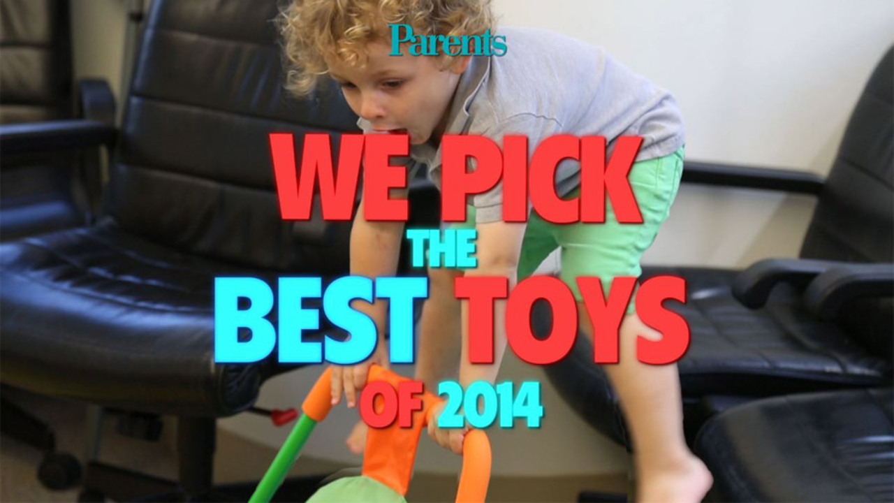 We Pick the Best Toys of 2014