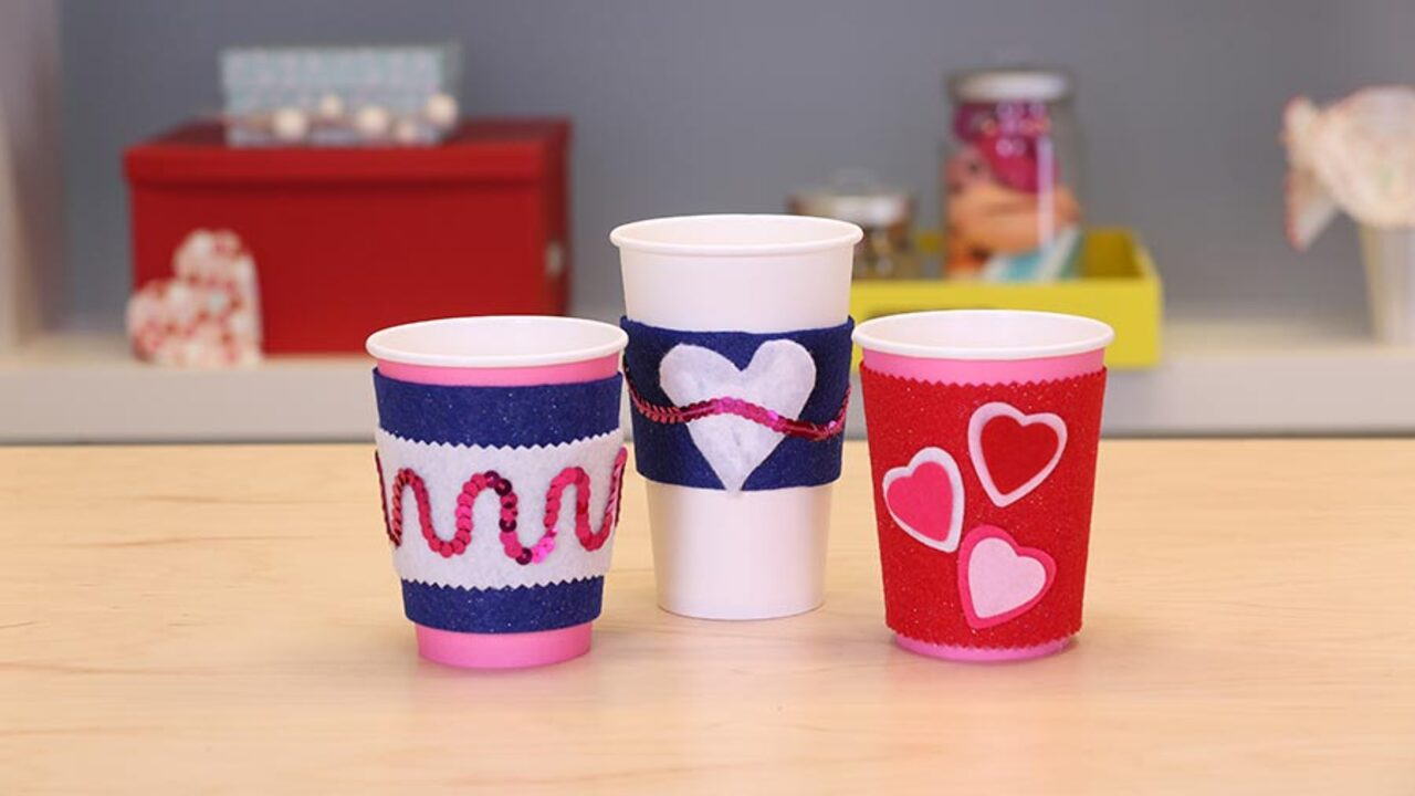 Cup Cozy How-To Video