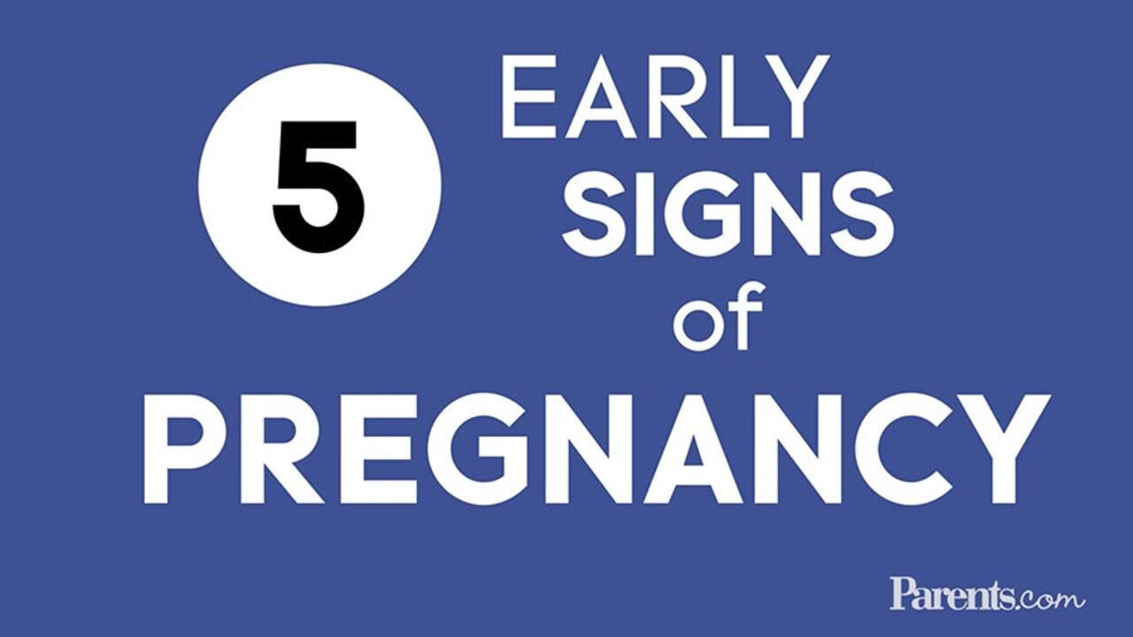 Common Early Pregnancy Symptoms