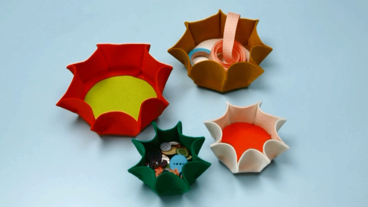 Crafts for Kids: Darling Dishes