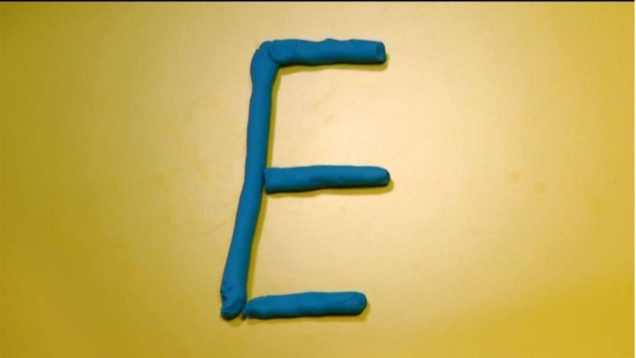 Handwriting: Practicing with Play-Doh
