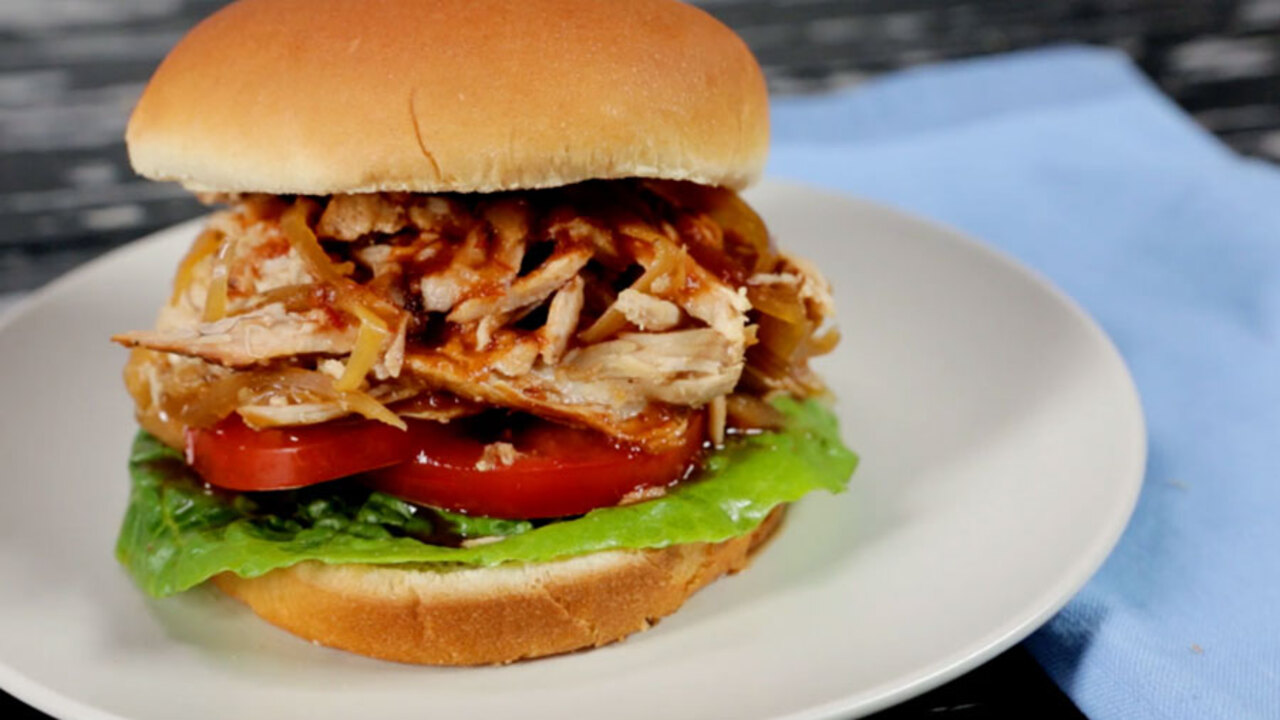 Slow-Cooker Root Beer Pulled Pork