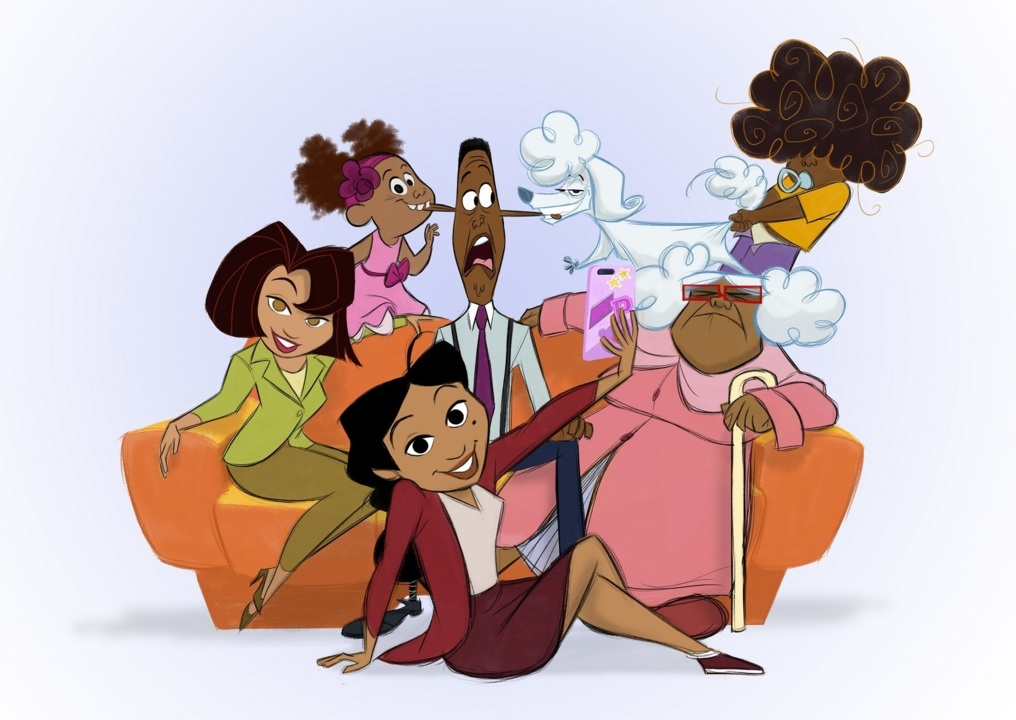 'The Proud Family' is Making a Comeback—Lizzo, Tiffany Haddish, Lil Nas X, and More to Guest Star