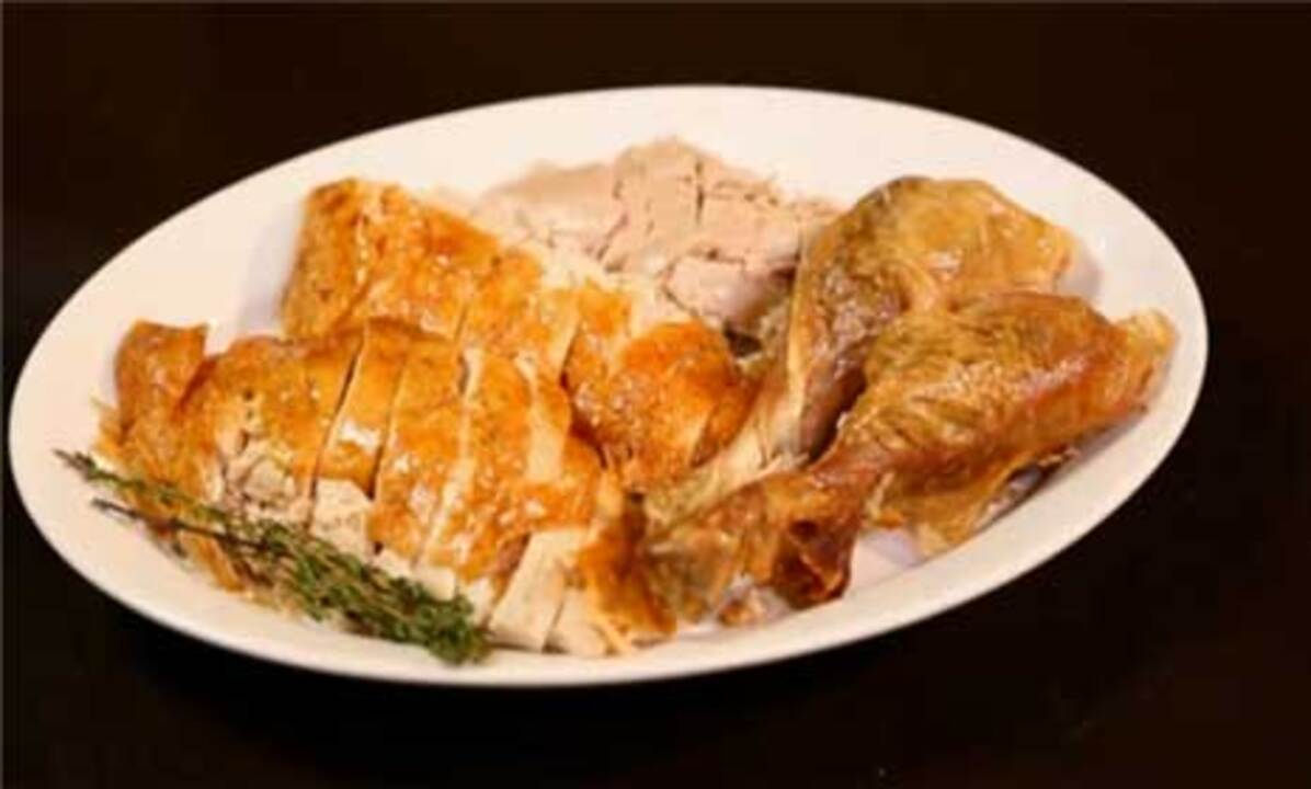 Basics: How to Carve a Turkey