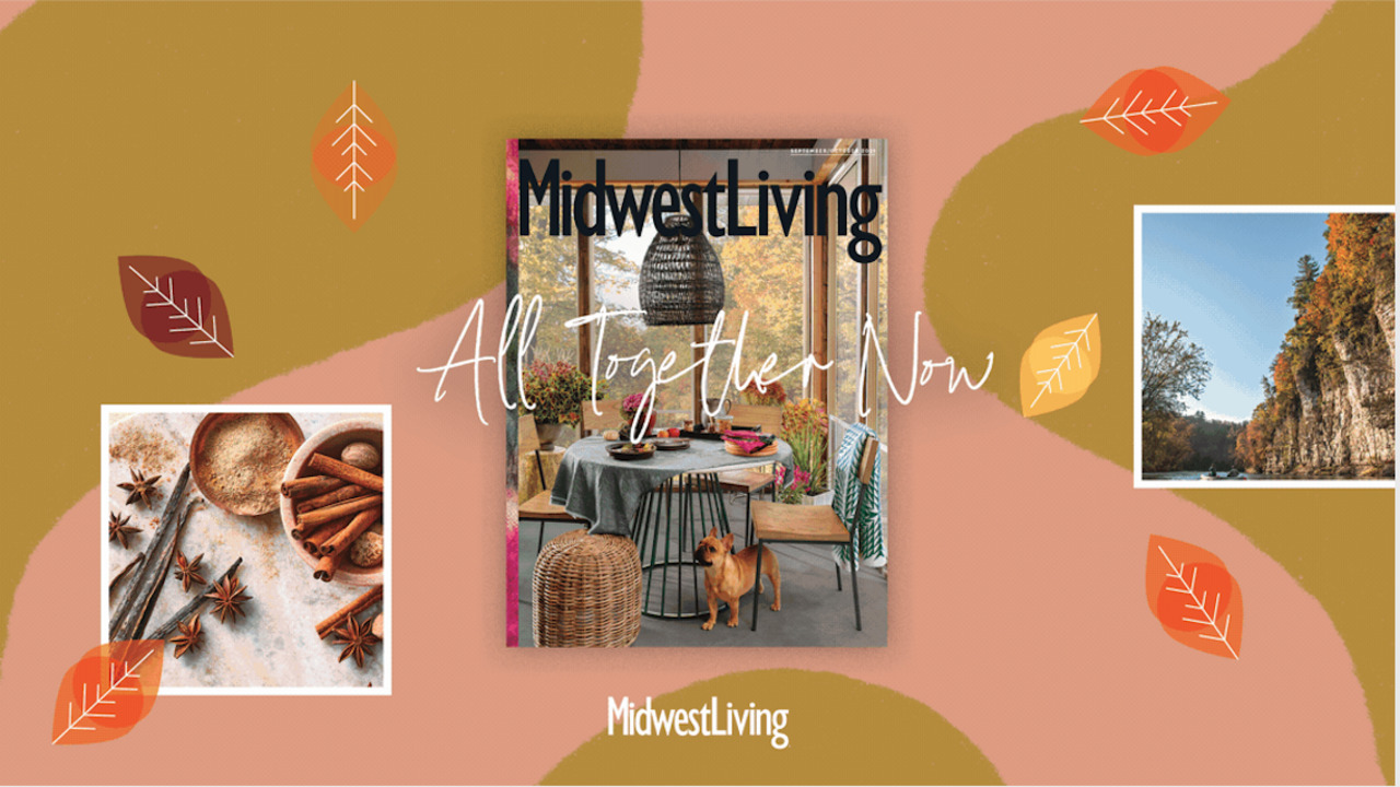 Midwest Living September/October 2021 Issue