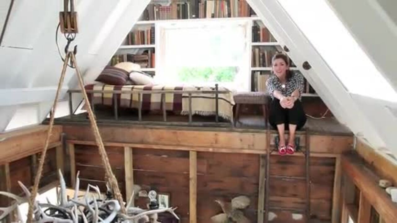 Video: Tree house tour