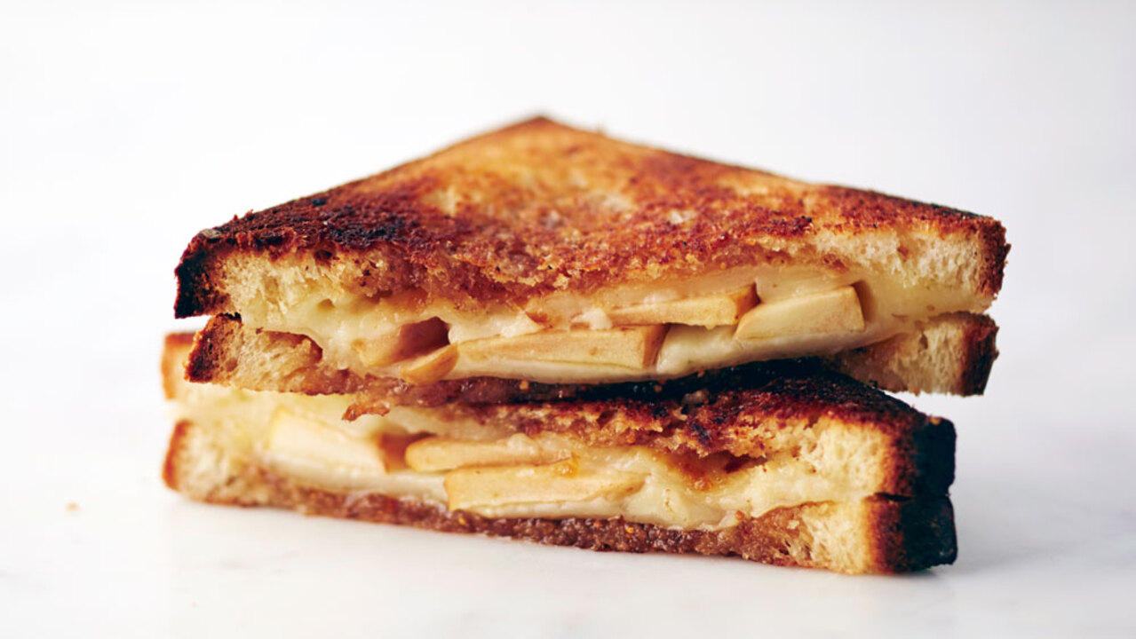 Three New Grilled Cheese Ideas