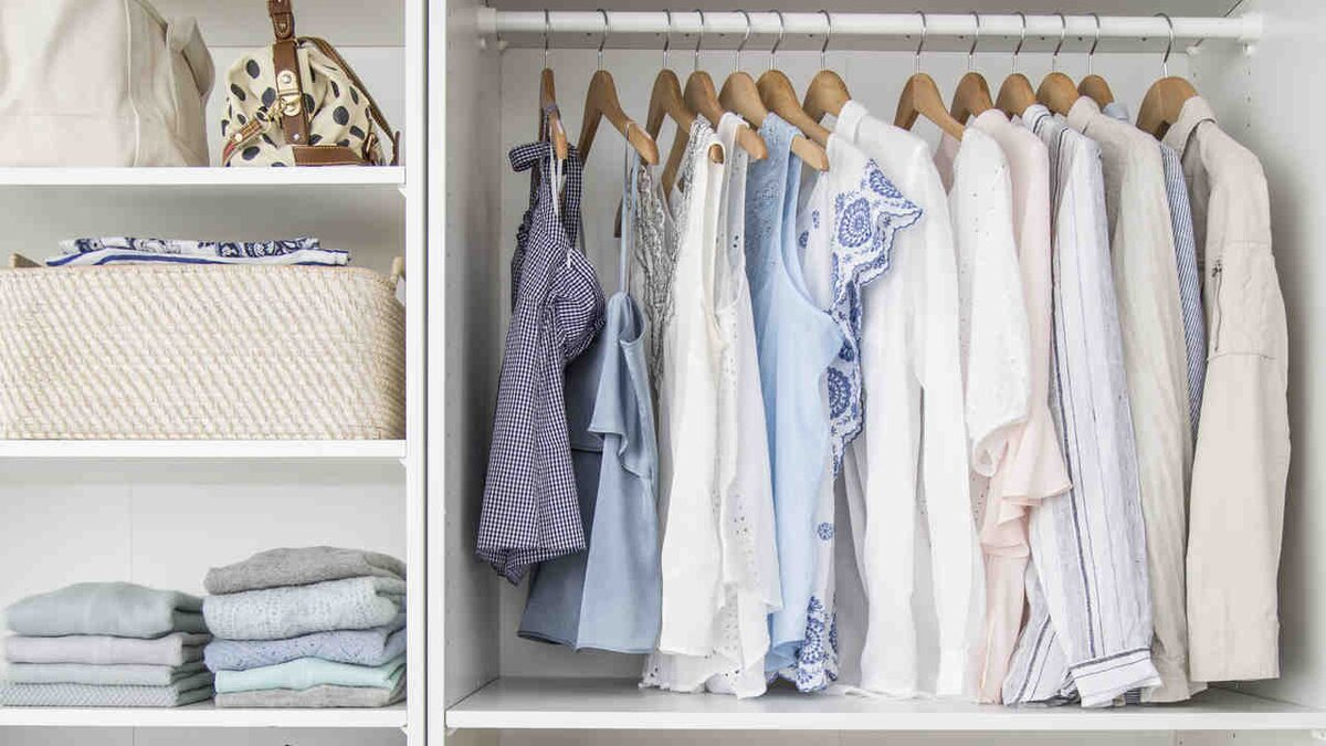 Tackle Your Closet