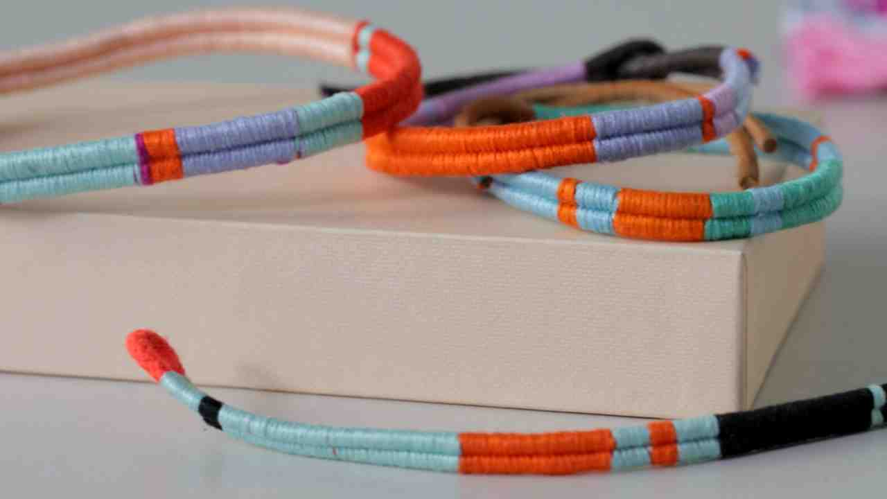 Twisted Friendship Bracelets
