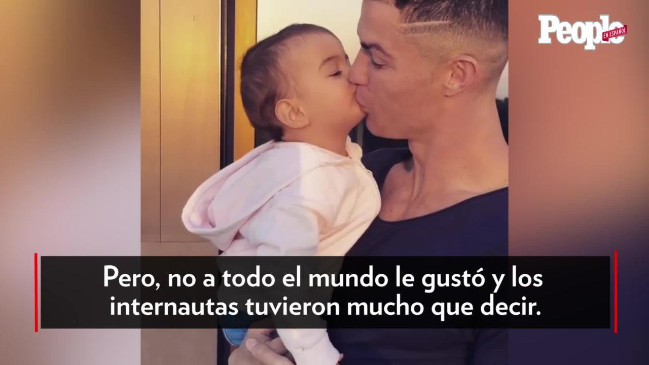La reacción de Cristiano Ronaldo cuando un niño le pide un abrazo causa revuelo