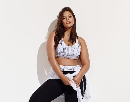 f224badcac Forever 21 just launched their plus-size activewear line