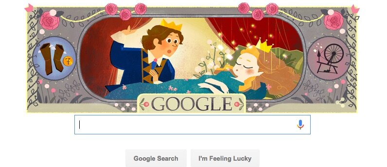Why today's Google Doodles are featuring all our favorite