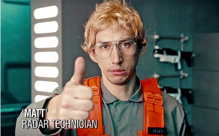 Adam Driver Did The Silliest Parody Of Kylo Ren On Snl And We Loved