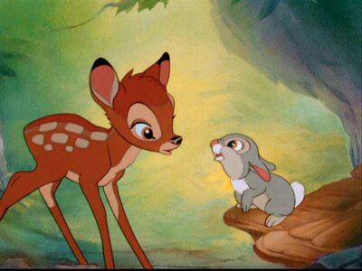 "Five questions we still have for ""Bambi"" - HelloGiggles"