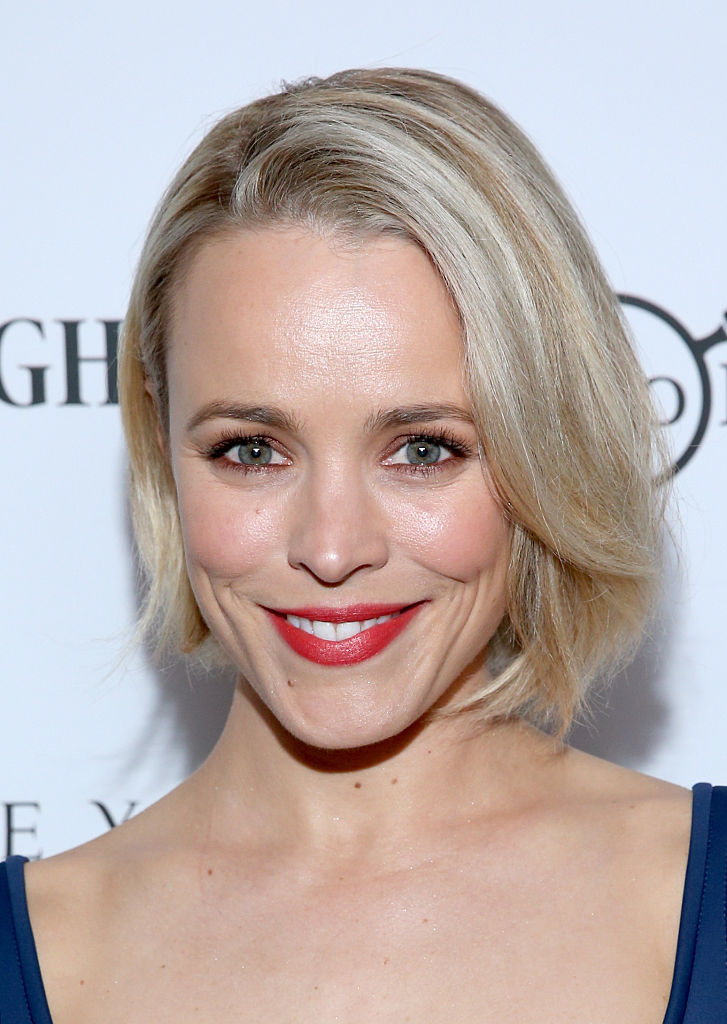 LOS ANGELES, CA - FEBRUARY 24:  Actress Rachel McAdams attends Vanity Fair and Barneys New York Private Dinner Celebrating  Spotlight  Director Tom McCarthy at Chateau Marmont on February 24, 2016 in Los Angeles, California.  (Photo by Jonathan Leibson/Getty Images for Vanity Fair)