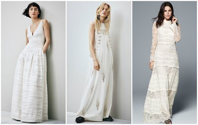 Hm Wedding Dress.H Amp M Is Releasing Affordable Wedding Dresses And They Are Beyond