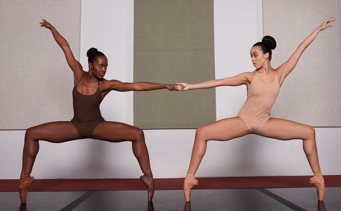 We're all about this inclusive dance company that makes nude leotards for everyone