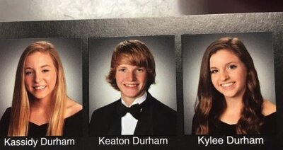 These triplets used their senior yearbook quotes to tell a ...