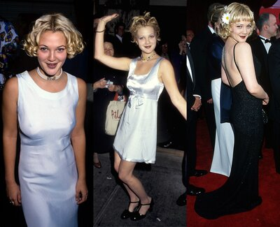 Why Drew Barrymore Was My 90s Style Icon And Still Is Hellogiggles