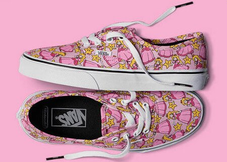 c1a65c487f We need everything from the Vans and Nintendo collaboration ...