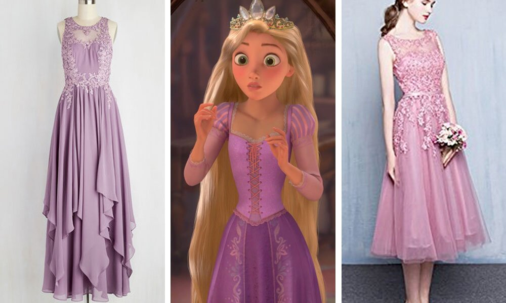 f66e4ea821f 22 gorgeous and affordable prom dresses inspired by Disney ...