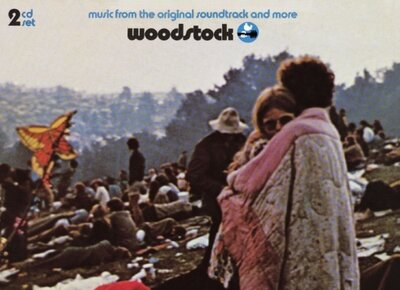 The couple from the Woodstock album cover are *still