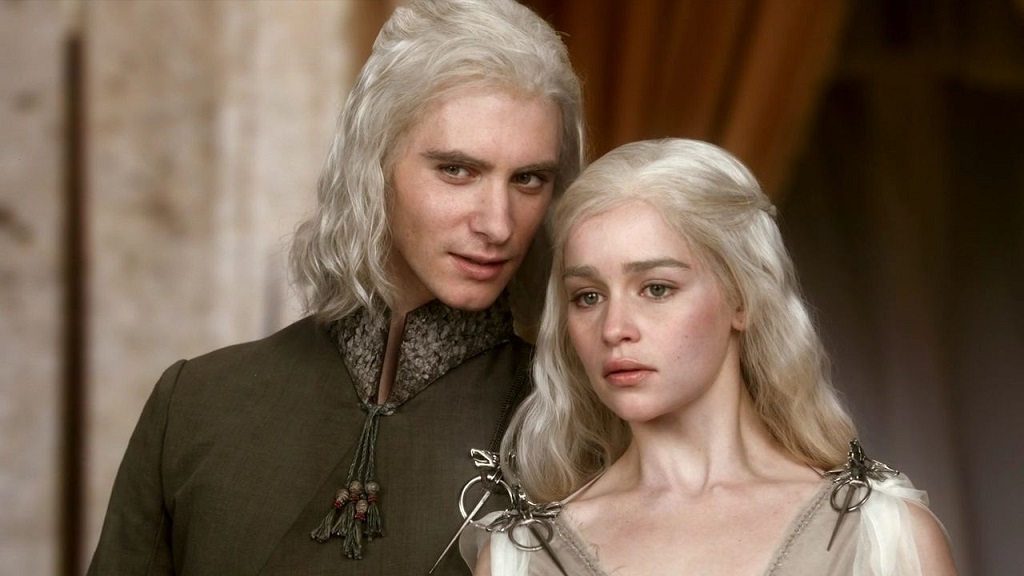 Image result for viserys targaryen