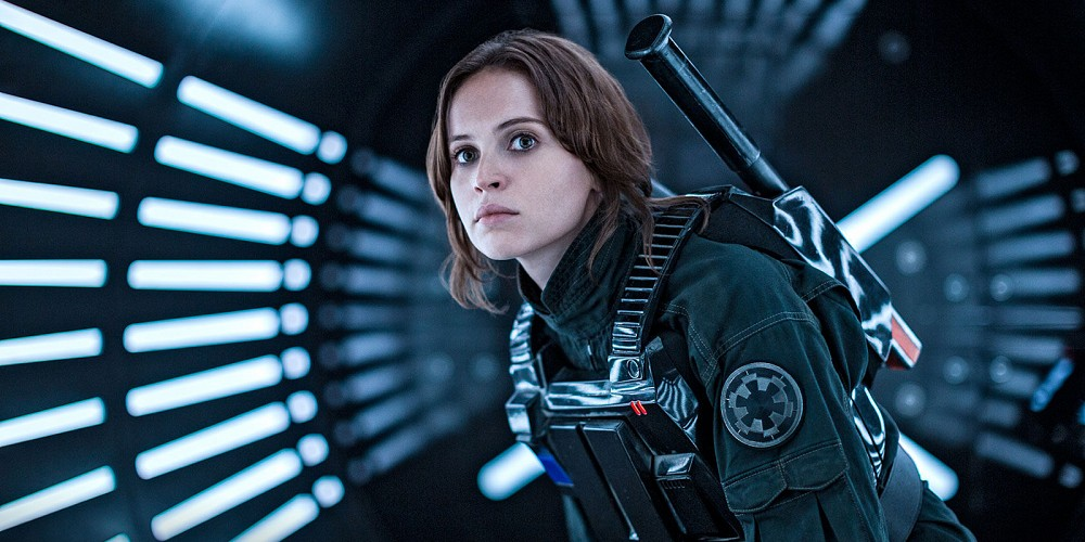 """This """"Rogue One"""" star may have just spilled this spoiler and we're totally intrigued"""