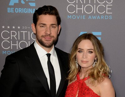 John Krasinski Emily Blunt Wedding.Here S How John Krasinski And Emily Blunt Maintain Their