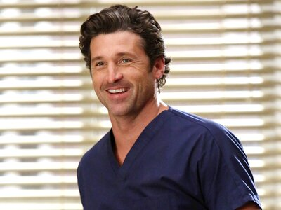 Our Mcdreamy Has Scrubbed Up Againwell Sort Of Hellogiggles
