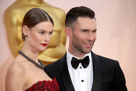 e30df751d Adam Levine and Behati Prinsloo gave their daughter the trendiest ...