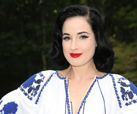 a05f6758f063 12 Beauty Tips From Vintage Queen Dita Von Teese To Celebrate Her Birthday