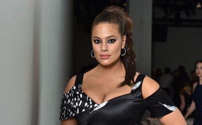 Ashley Graham Wedding.Ashley Graham Tosses Conventional Wedding Guest Wear Out The