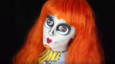 Halloween Looks With Everyday Makeup.This Makeup Artist S Halloween Looks Are So Insane You Have