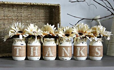 10 Diy Thanksgiving Centerpieces That Are As Easy As They