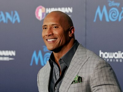 Dwayne Johnson Gushes About His Daughter And Dog On Ellen