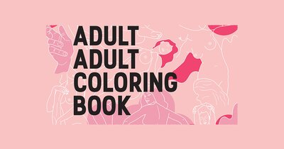 Pornhub Has Released A Nsfw Adult Coloring Book Because 2016