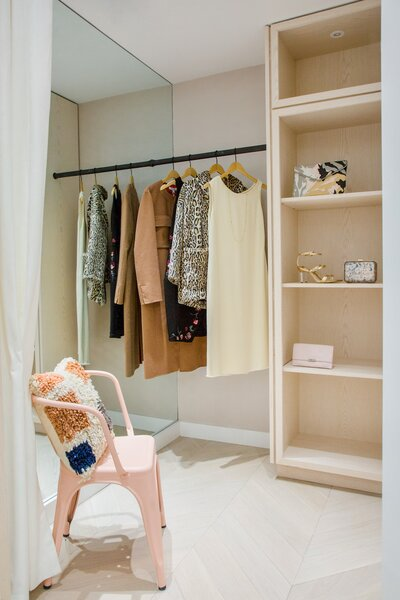903c6ded35 Rent the Runway just opened their first ever flagship location and it looks  like a fashionista's dream