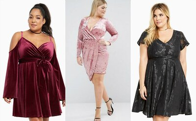 20 glamorous plus-size dresses you can rock for New Year\'s Eve ...