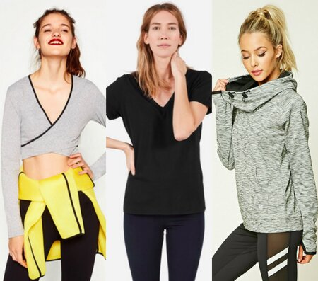 Here Are 11 Cute Workout Clothes That Will Totally Motivate You To