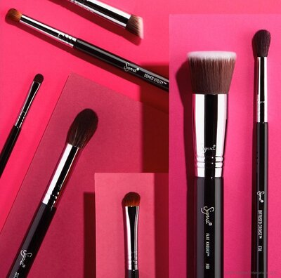 Sigma Beauty is selling their Best of Brush Set and it's