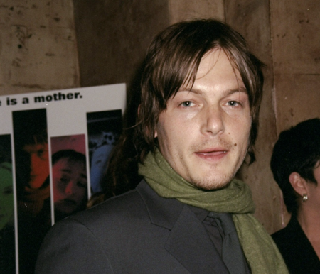 Norman Reedus As A 90s High Fashion Model Is The FBF Daryl Dixon Lovers Deserve