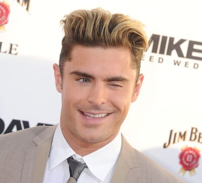Zac Efron Posted The Cutest Throwback Photo Of Himself And His