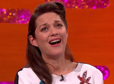 Marion Cotillard Was Forced To Lip Sync And She Blew Our