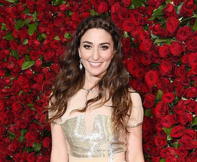 Sara Bareilles talks new album and we have one question — will she