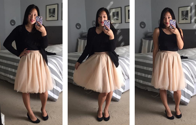 5cbc561b5e0 11 ways to wear the ballerina skirt in 2017 - HelloGiggles