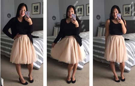 0c9002cab558 11 ways to wear the ballerina skirt in 2017 - HelloGiggles