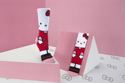 772a51494 The Stance and Sanrio collaboration will knock your socks off ...